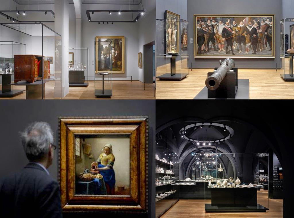 Тема 5. Музейная архитектура и оборудование в экспозиционно-выставочной
