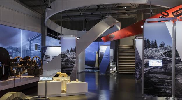 Музей дороги. Фаберг, Норвегия